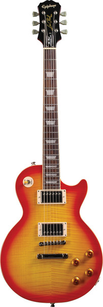 Epiphone Limited Edition \'59 Les Paul Standard - Faded Cherryburst image 1