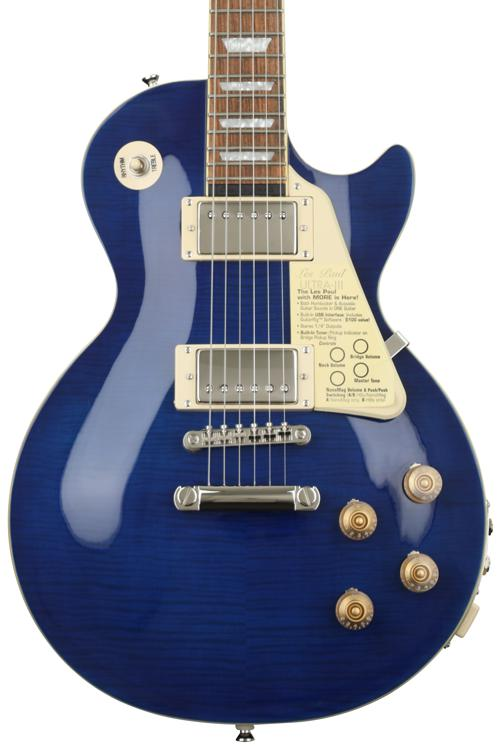 Epiphone Les Paul Ultra-III - Midnight Sapphire image 1