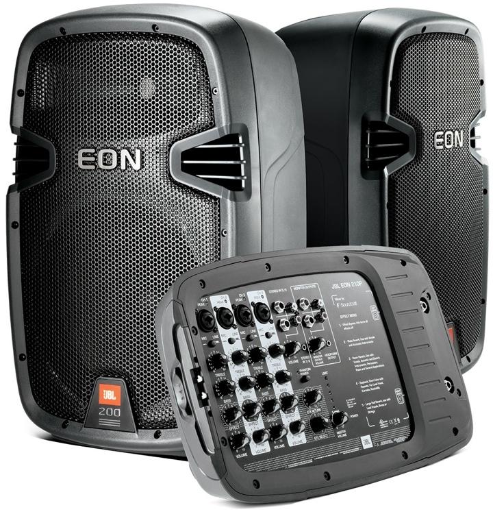 JBL EON 210P Portable PA image 1