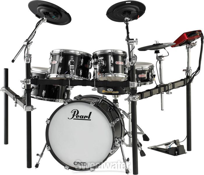 Pearl E-Pro Live - Jet Black image 1
