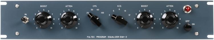 Pultec EQH-2 Program Equalizer image 1