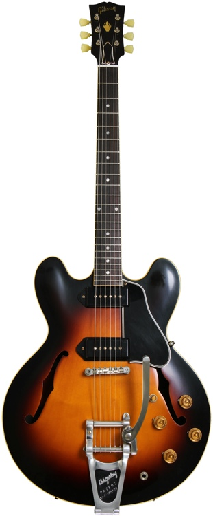 Gibson Memphis Luther Dickinson Signature ES-335 - P90\'s image 1