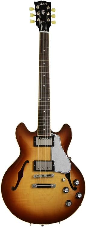 Gibson Memphis ES-339 - Figured Light Burst image 1