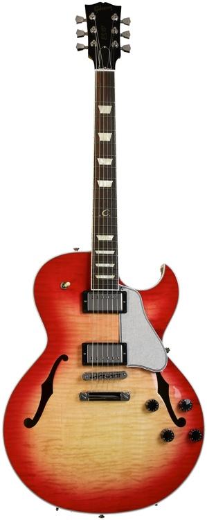 Gibson Memphis ES-137 Classic - Heritage Cherry Burst image 1
