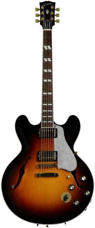 Gibson Memphis ES-345 Reissue - TriBurst image 1