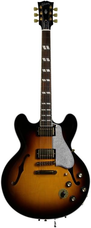 Gibson Memphis ES-345 Reissue - Vintage Sunburst image 1