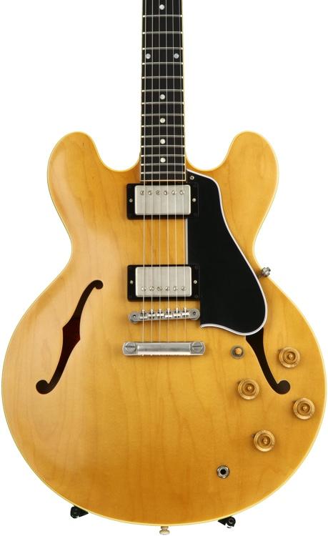 Gibson Memphis 1959 ES-335TD Reissue - Vintage Natural image 1