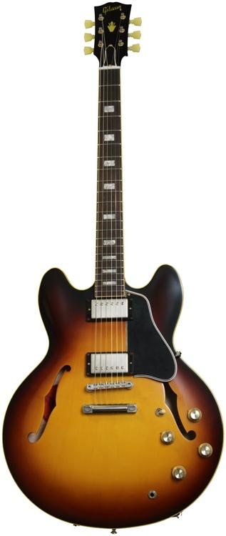 Gibson Memphis 1963 ES-335 TD - Historic Burst image 1
