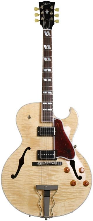 Gibson Memphis ES-175 Figured - Natural image 1