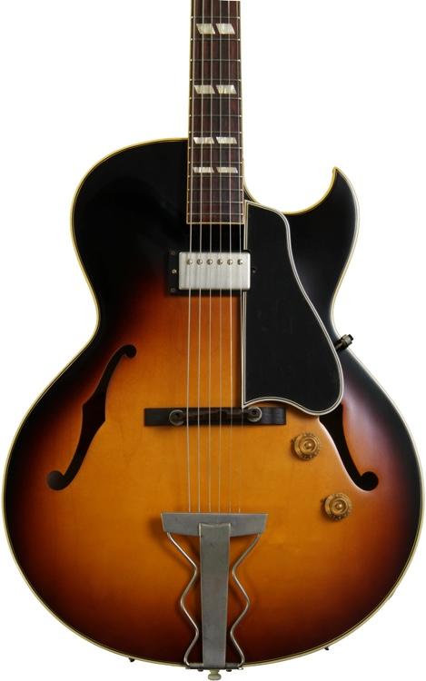 Gibson Memphis 1959 ES-175 Historic - Single Pickup Vintage Burst image 1