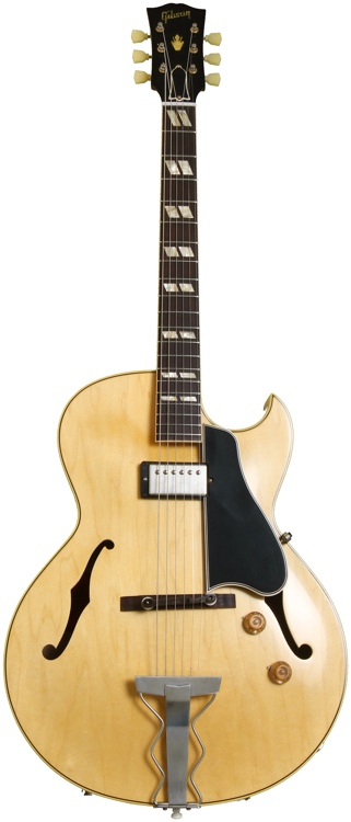 Gibson Memphis 1959 ES-175 Historic - Single Pickup Vintage Natural image 1