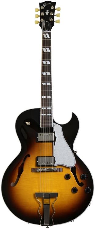 Gibson Memphis ES-175 Figured - Vintage Sunburst image 1