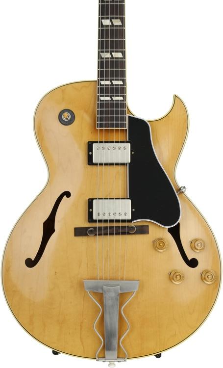Gibson Memphis 1959 ES-175D Reissue - Vintage Natural image 1