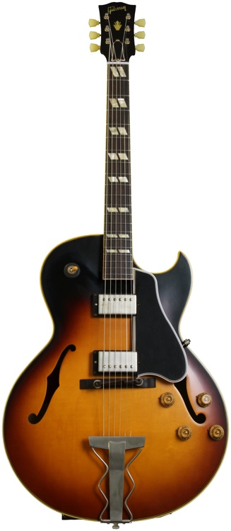 Gibson Memphis 1959 ES-175 Historic - Double Pickup Vintage Burst image 1