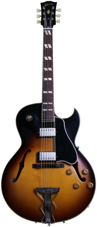 Gibson Custom 1959 ES-175D Vintage Burst - Vintage Burst image 1
