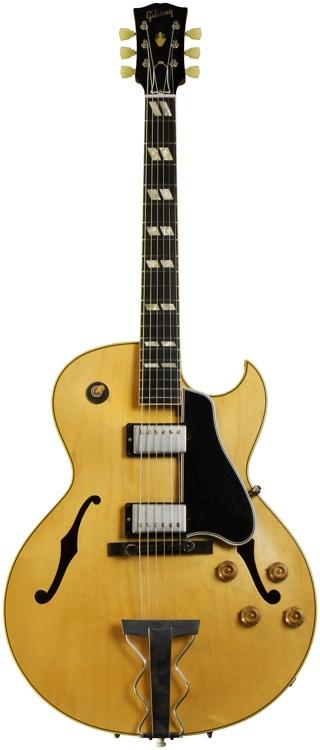 Gibson Custom 1959 ES-175D Vintage Natural - Vintage Natural, Double image 1