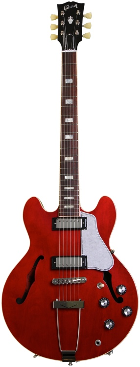 Gibson Memphis ES-390 - Faded Cherry Vintage Gloss image 1