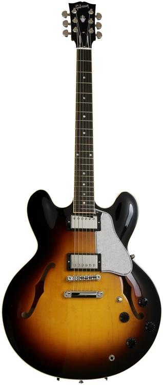 Gibson Memphis ES-335 Dot Plaintop - Vintage Sunburst image 1