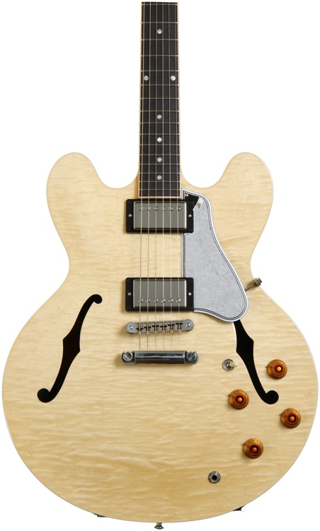 Gibson Memphis ES-335 Figured Dot - Natural image 1
