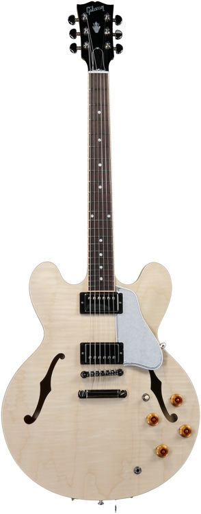 Gibson Memphis ES-335 Dot - Antique Natural image 1