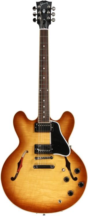 Gibson Memphis ES-335 Dot - Light Burst image 1