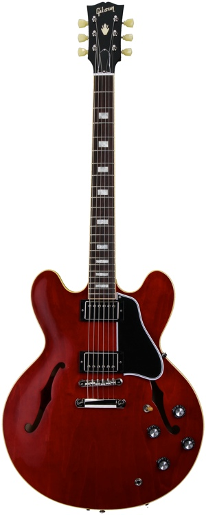 Gibson Memphis ES-335 - Antique Red image 1