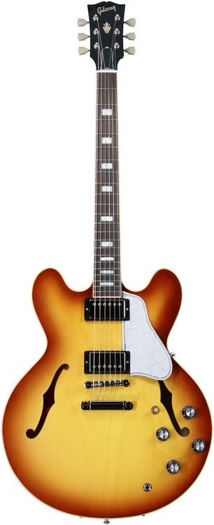 Gibson Memphis ES-335 Block Inlay - Antique Tea Burst image 1