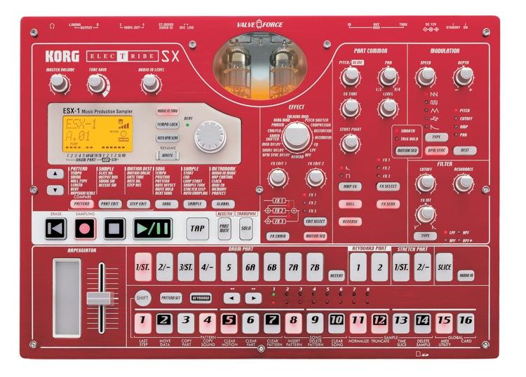 Korg Electribe ESX1SD image 1