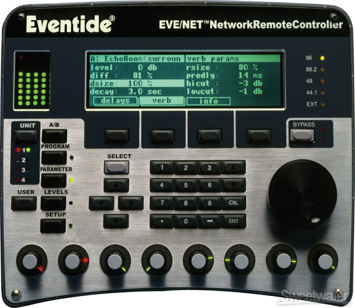 Eventide EVE/NET image 1