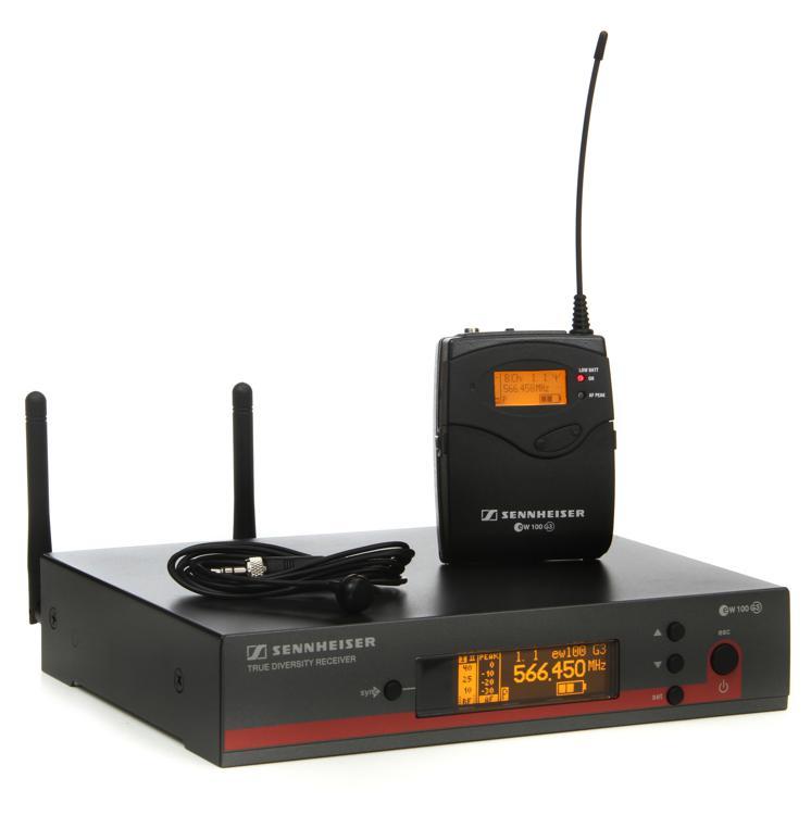 Sennheiser EW 122 G3 - A Band, 516-558 MHz image 1