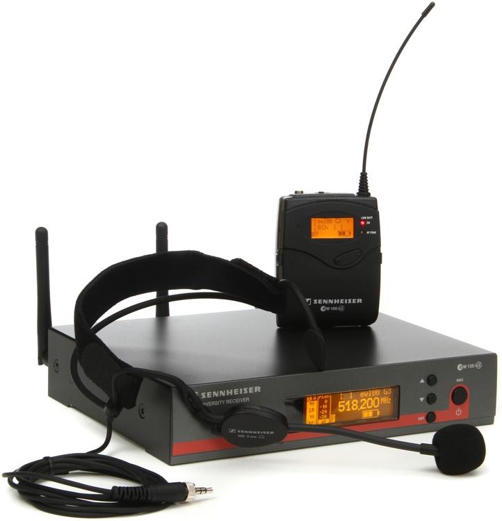 Sennheiser EW 152 G3 - A Band, 516-558 MHz image 1