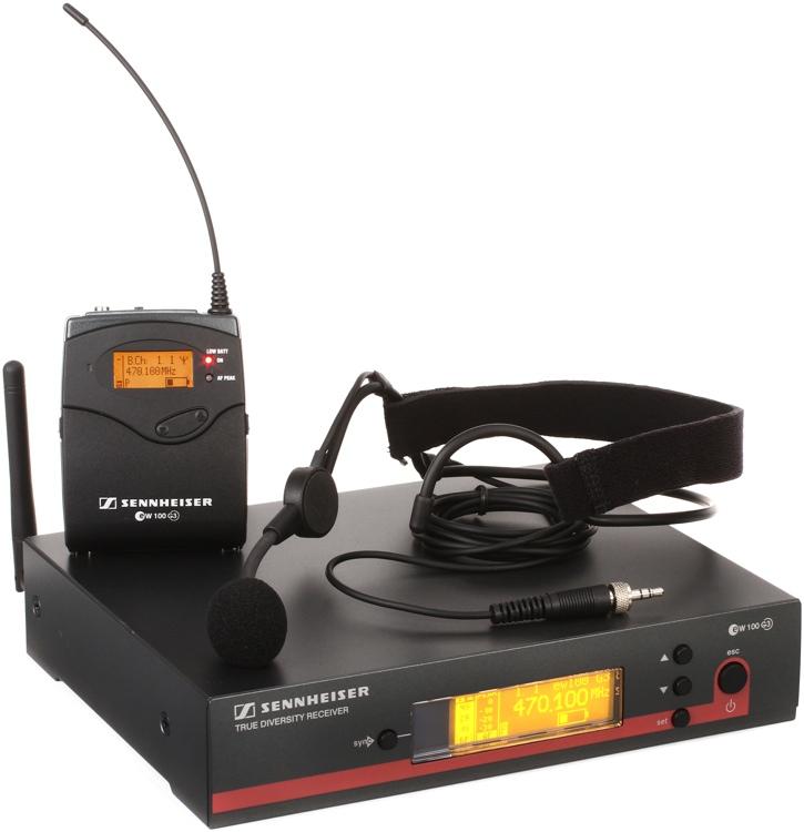 Sennheiser EW 152 G3 - A-1 Band, 470-516 MHz image 1