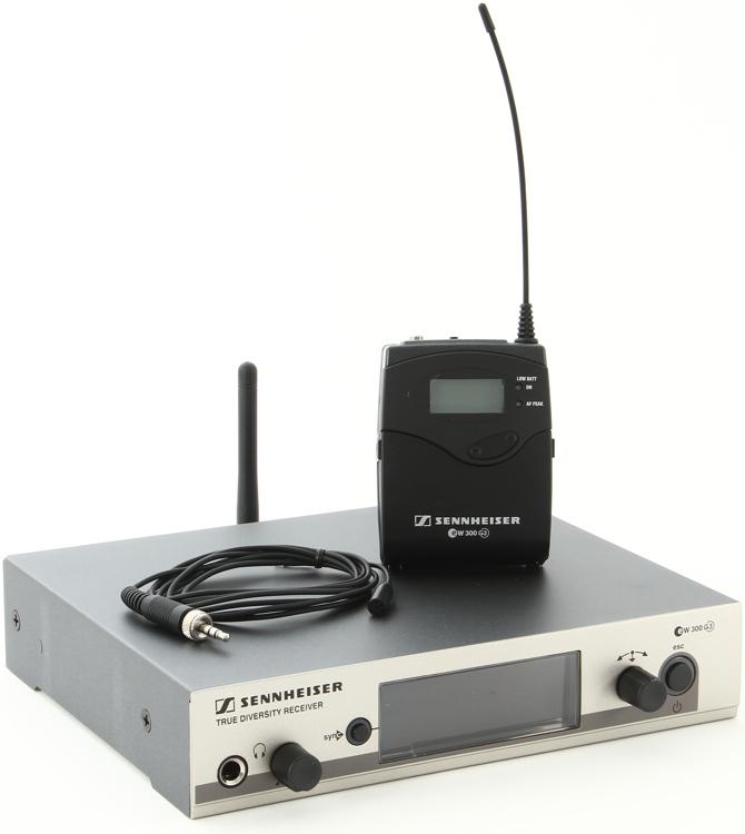 Sennheiser EW 312 G3 - B Band, 626-668 MHz image 1