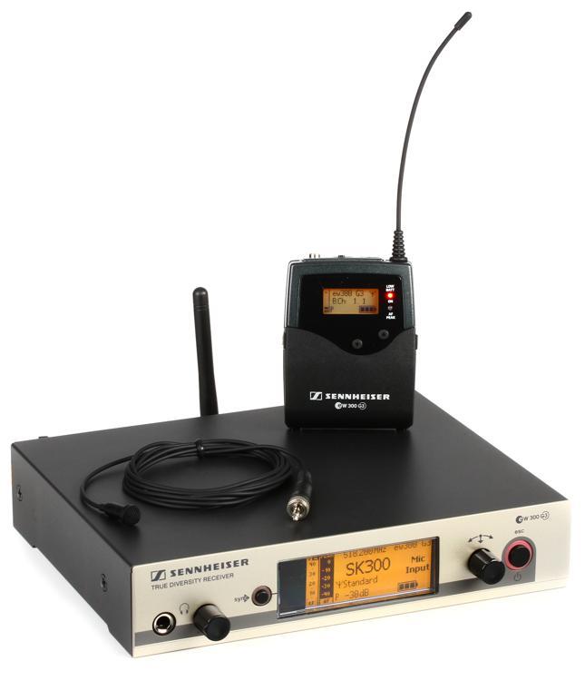 Sennheiser EW 312 G3 - G Band, 566-608 MHz image 1