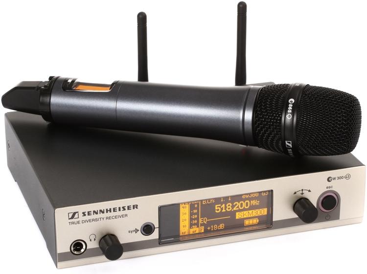 Sennheiser EW 365 G3 - A Band, 516-558 MHz image 1