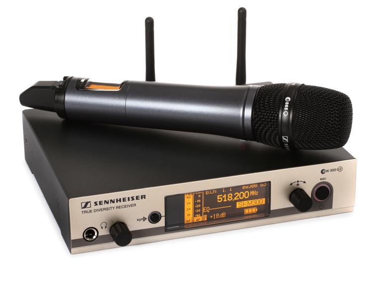 Sennheiser EW 365 G3 - G Band, 566-608 MHz image 1