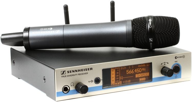 sennheiser ew 500 935 g3 wireless handheld microphone system g band sweetwater. Black Bedroom Furniture Sets. Home Design Ideas