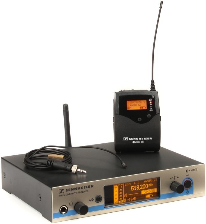 Sennheiser EW 512 G3 - A Band, 516-558 MHz image 1