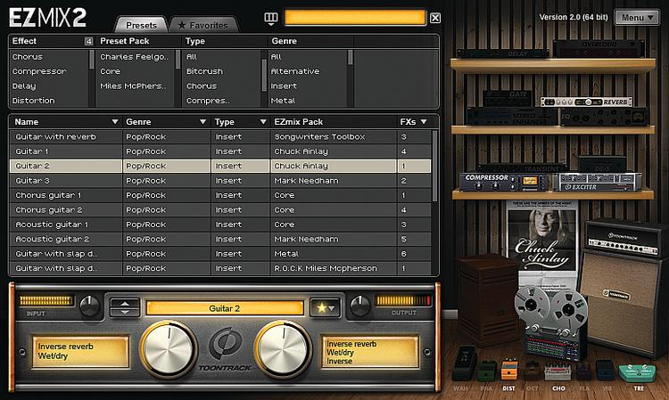 Toontrack EZmix 2 Plug-in image 1