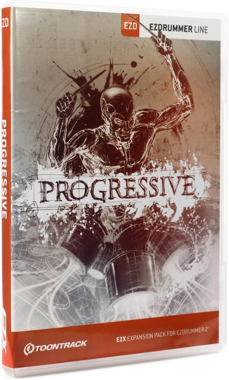 Toontrack Progressive EZX (boxed) image 1