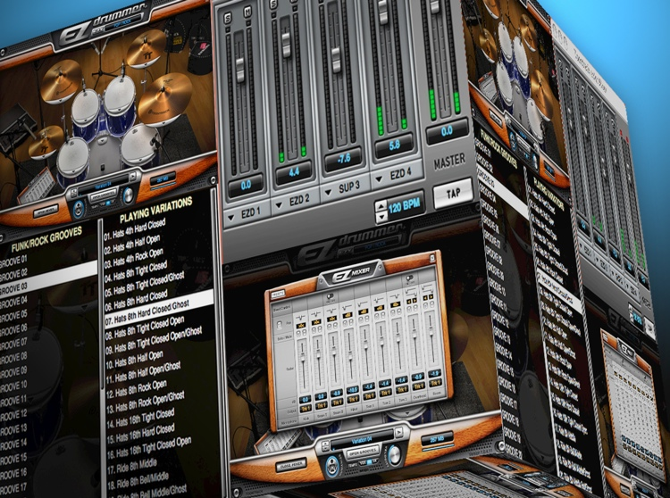 Groove3 EZdrummer for PC Explained image 1