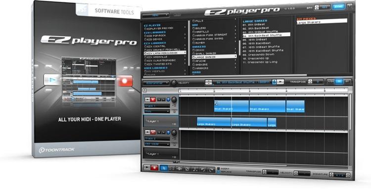 Toontrack EZplayer Pro image 1