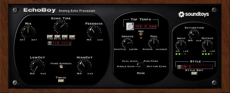 Soundtoys EchoBoy Plug-in image 1