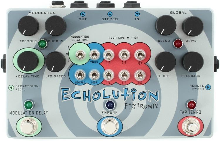 Pigtronix Echolution image 1