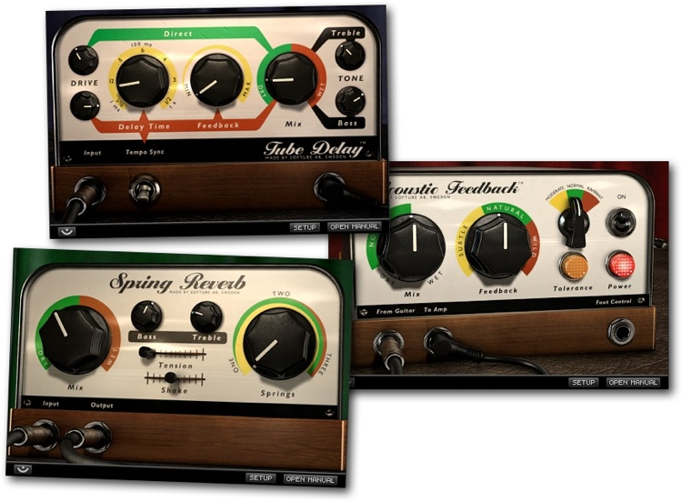Softube Effect Bundle Plug-in Collection image 1