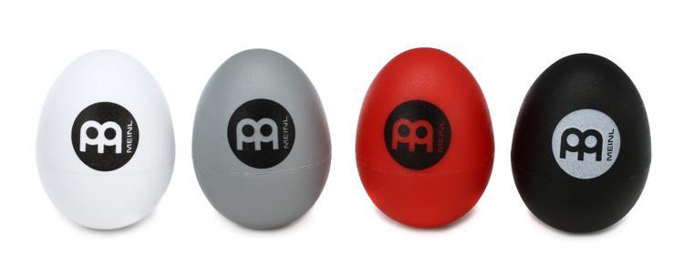 Meinl Percussion 4 Piece Egg Shaker Set image 1