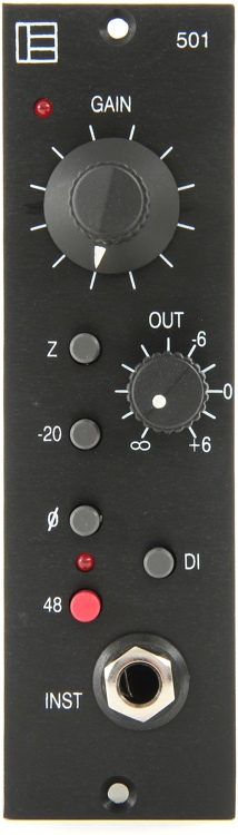 Electrodyne 501 Microphone Preamp image 1