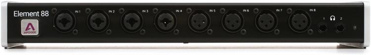 Apogee Element 88 - 16x16 Thunderbolt Audio Interface for Mac image 1