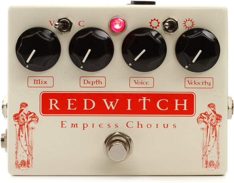 Red Witch Empress Chorus Pedal image 1
