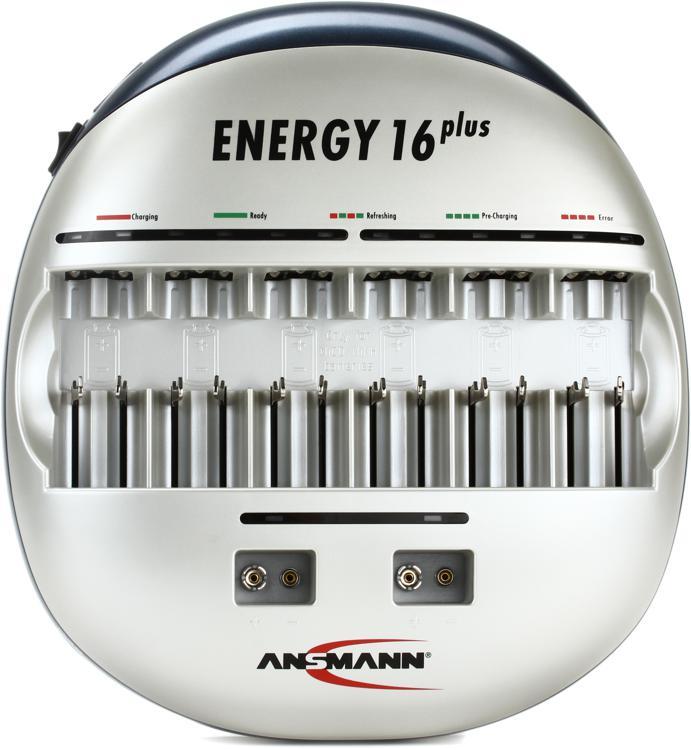 Ansmann Energy 16 Plus image 1